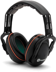 Husqvarna hallásvédő