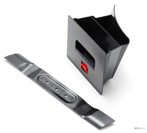 Husqvarna Mulcs szett (mulcs dugó + kombi kés LC 141 VLi)