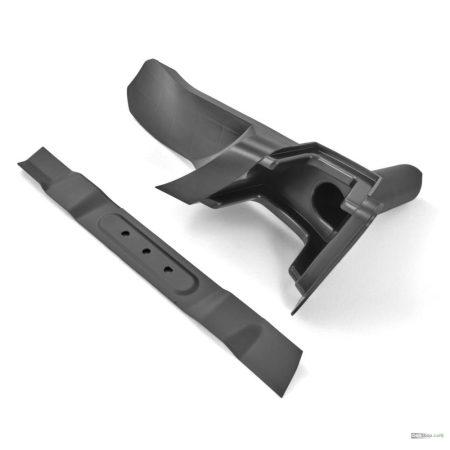 Husqvarna Mulcs szett (mulcs dugó + kombi kés LC 247IX)