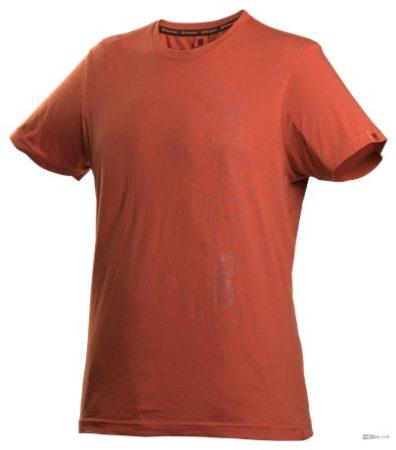 Husqvarna X-CUT unisex póló