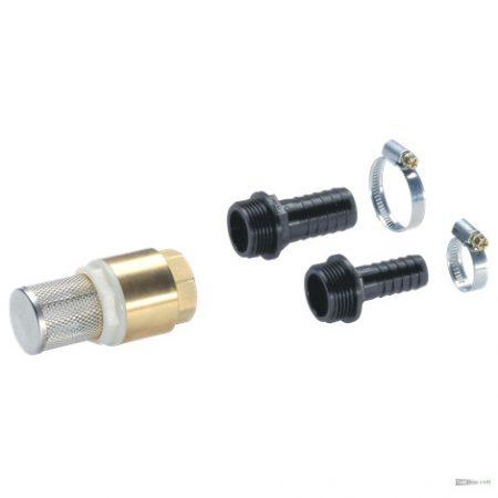 """GARDENA Szívóoldali szűrő visszafolyásgátlóval 19 mm (3/4"""")/ 25 mm (1"""") 1728-20"""